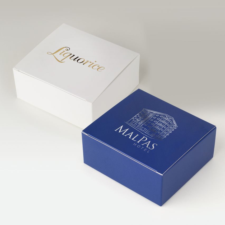 Presentation Boxes - Box with Lid